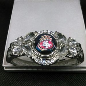 San Francisco 49ers Bracelet